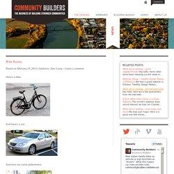 Bike RulesCommunity Builders