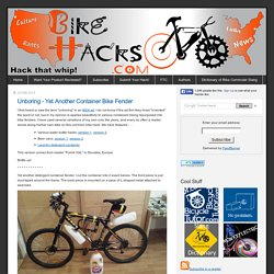 BikeHacks