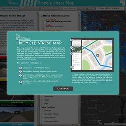 Bikeway Stress Levels
