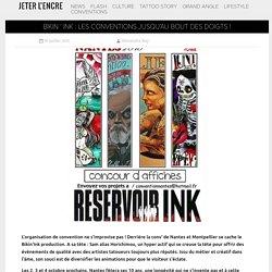 Bikin ' Ink : les conventions jusqu'au bout des doigts !