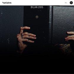 BILAN 2015 - HARTZINE