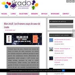 Bilan 2018 : Les 8 romans coups de coeur de Lirado
