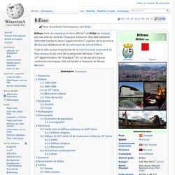 Bilbao : contexte