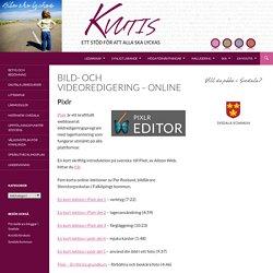 Bild- och videoredigering - online