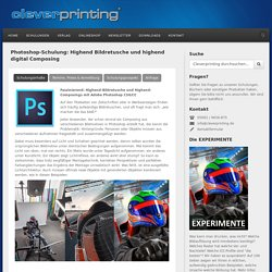 Photoshop-Schulung: High-End-Bildbearbeitung und Composings › Cleverprinting