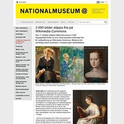 3 000 bilder släpps fria på Wikimedia Commons