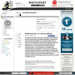 Bilderberg 2014 : un contexte difficile