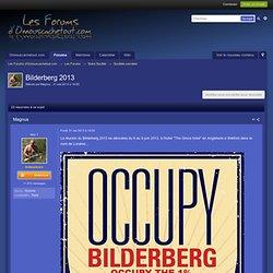 Bilderberg 2013 - Sociétés secrètes