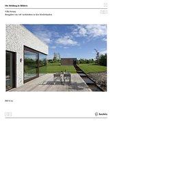 Bildergalerie zu: Bungalow von 70F Architekten in den Niederlanden / Villa Frenay - Architektur und Architekten - News / Meldungen / Nachrichten