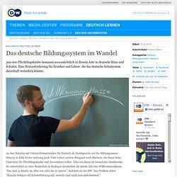 Das deutsche Bildungssystem im Wandel