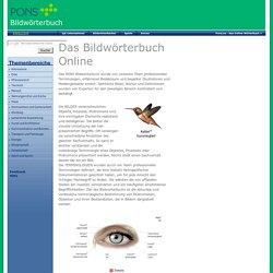 Das Bildwörterbuch Online - Bildwörterbuch