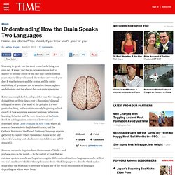 Bilingual Mind: Understanding How the Brain Speaks Two Languages