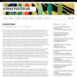 OTRAS POLÍTICAS