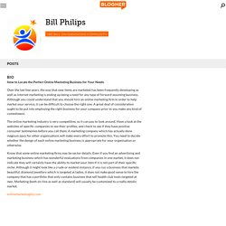Bill Philips