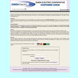 Owen Electric
