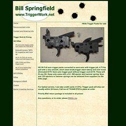 Bill Springfield - www.TriggerWork.net
