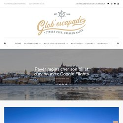 Payer moins cher son billet d'avion avec Google Flights