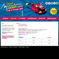 Billetterie - Festival Musicalarue - Luxey (Landes) - Musique et Arts de la Rue