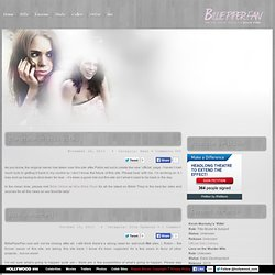 Billie Piper Fan