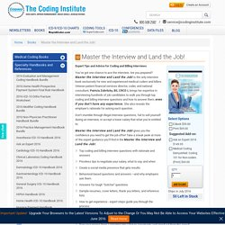 Top 100 Coding and Billing Questions to Master the Interview
