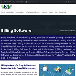 Best Billing Software Company