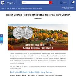 Marsh-Billings-Rockefeller National Historic Park Quarter