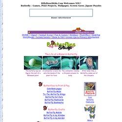 PELE-MELE ACTIVITES chenilles et papillons