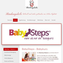 Bindungsliebe - BabySteps - Babykurs