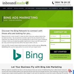 Bing Ads Marketing Sydney