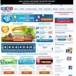 Bingo Live!® Jeux de bingo en ligne