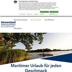 Die Schlei-Region in Schleswig-Holstein