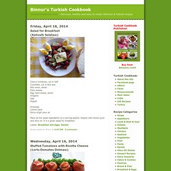 Binnurs Turkish Cookbook
