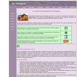 Les labels de l'alimentation biologique décryptés !