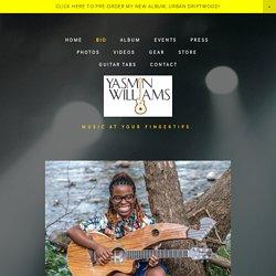 Bio — Yasmin Williams