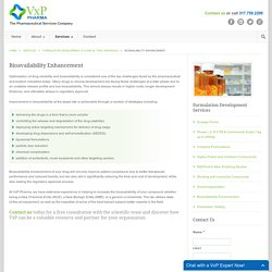 Generics Pharma Manufacturing Available At VxP Pharma