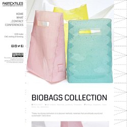 BioBags collection