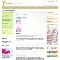 Biochimie des huiles essentielles - mes-huiles-essentielles.com