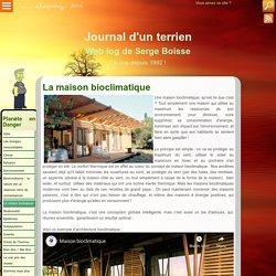 La maison bioclimatique, une maison écologique !