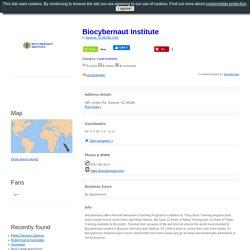 Biocybernaut Institute, Sedona, AZ 86336, USA