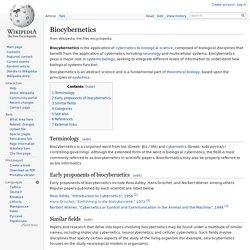 Biocybernetics - Wikipedia