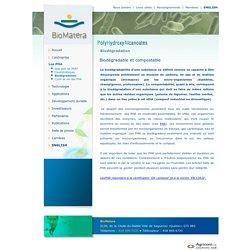 Biodégradable et compostable