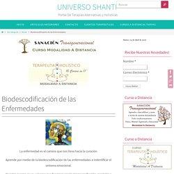 Biodescodificación de las Enfermedades