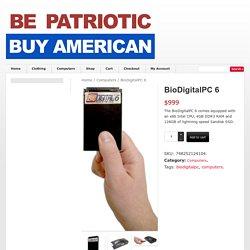 BioDigitalPC 6