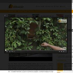 Biodivercity : un label pour les bâtiments qui font de la place à la biodiversité - 18/11/16