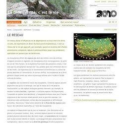 Biodiversité 2010:Le reseau