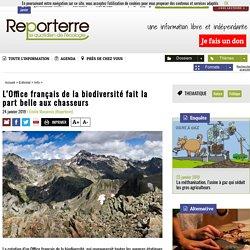 L'Office français de la biodiversité fait la part belle aux chasseurs