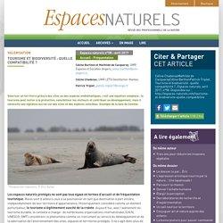 Tourisme et biodiversité : quelle compatibilité ?