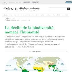 Le déclin de la biodiversité menace l'humanité, par Alain Zecchini (Le Monde diplomatique, 2007)