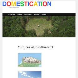 Cultures et biodiversité
