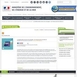 La biodiversité à travers les exemples : les réseaux de la vie (tome 2) - Ministère de l'Environnement, de l'Energie et de la Mer